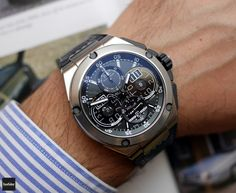 Perpetually Yours - The IWC Ingenieur Perpetual Calendar Digital Date Month