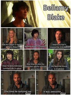 The 100 and Mean Girls || tumblr - bellamy-son-of-arathorn || Bellamy Blake, Clarke Griffin, Jasper Jordan, Finn Collins, Monty Green, Raven Reyes, Octavia Blake, Lincoln || Bob Morley, Eliza Taylor, Dev Bostick, Thomas McDonell, Chris Larkin, Lindsey Morgan, Marie Avgeropoulos, Ricky Whittle || Regina George