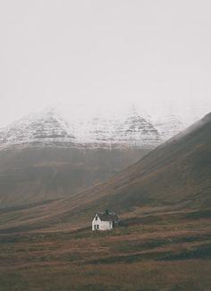 Abandoned farm /// Westfjords © Adam Biernat