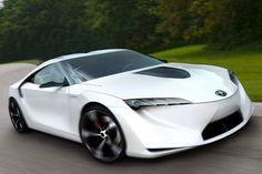 Six Compelling Modern Performance Cars from Toyota - Hybrid -R Toyota Supra, Toyota Cars, Toyota 4runner, Yokohama, Toyota Hybrid, Bond Cars, Detroit Auto Show, Bmw Z4, Camaro Ss