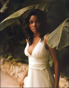 My favorite underrated black actress! Gabrielle Union - Yes please. :)