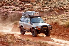 Front Runner Slimline II Roof Rack - Choice & Installation / 80-Series Land Cruiser - Expedition Portal
