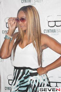 Cynthia Bailey's Eyewear Trunk Show <3 <3