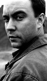 Dave Matthews ~ he's a bit of a twitchy fellow but there is something about his cocked eyebrow and his way with words... mmmhummm....