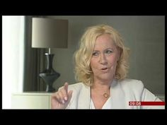 Abba's Agnetha is back ... BBC Breakfast interview 10.5.2013 - YouTube