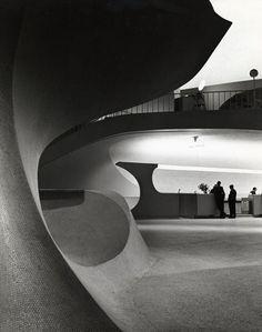 JFK TWA Terminal by Eero Saarinen