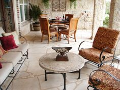 Indoors Out Patio Showcase : Home Improvement : DIY Network