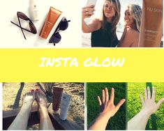 Amazing sunburn free tan! Orders from me, Insta Glow. No stains, no orange, easy to ably, caring, no smell. LOVE IT!!!  #instaglow # #sunlesstanner Nu Skin, Glow, Stains, Orange, Amazing, Easy, Free, Sparkle