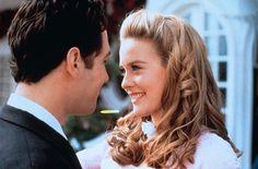 Paul Rudd (as Josh Lucas) and Alicia Silverstone (as Cher Horowitz) in Clueless (1995) #clueless #1995 #90smovies #AliciaSilverstone #PaulRudd