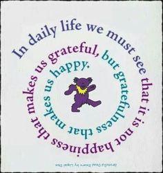 Grateful~