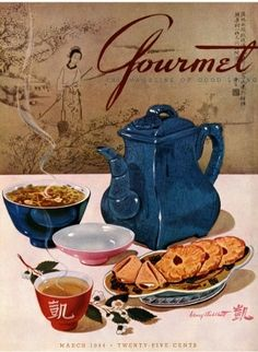 Gourmet March 1944//