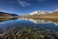 Grant Lake, eastern Sierras, California