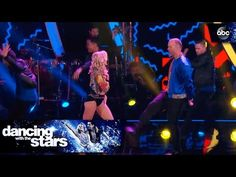 David and Lindsay's Cha Cha  -  Dancing with the Stars - YouTube