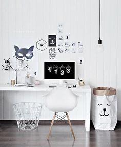 Encourage tidy habits with an irresistible storage hamper. #etsyfinds