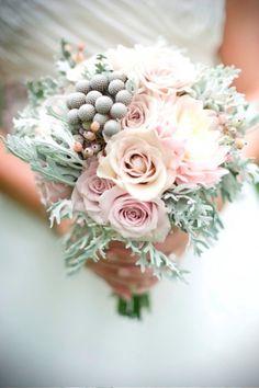 25 Stunning Pastel Wedding Bouquets | Weddingomania