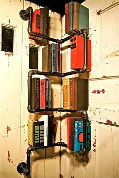 Estanterías y Libreras creativas