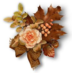 Tvoření Fall Decor, Autumn, Flowers, Blog, Fall, Floral, Blogging, Royal Icing Flowers, Florals