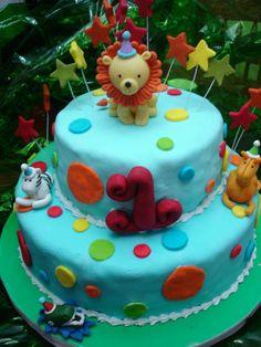 Tortas decoradas - by Madame Chocolat