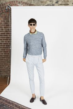 Orley Spring 2014 Men's Collection