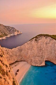 """Navagio Beach"" Greece..."