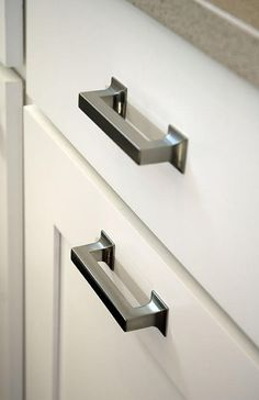 kitchen renovation knobs pulls cabinet handles choosing modern hardware for new house design milk