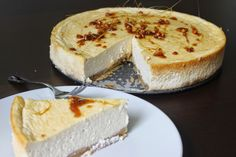 karolina-azzaro: Klasický Cheesecake