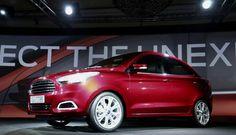 Ford : Les Ka Sedan et Figo Concept 2014/2015 révélées
