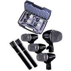 Shure PG 6-Piece Drum Mic Pack - $275
