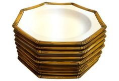 Bamboo Bowls by Gucci, Set of 9