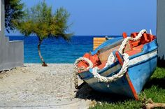 Kokkari, Samos Island, Greece Photo by feray umut — National Geographic Your Shot