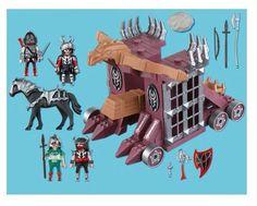 PLAYMOBIL® 4837 - Riesenschleuder mit Gefangenenzelle: Amazon.de: Spielzeug - playmobil ritterburg playmobil ritter playmobil knights products playmobil dragons play mobil geschenkideen geburtstag playmobil ideen playmobil aufbewahrung -