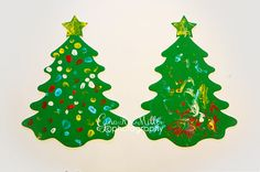 Gina Rae Miller Photography Christmas Crafts-Christmas Tree