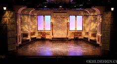 Maurice. Kuo-Hao Lo Set Designer. New Conservatory Theatre Center. 2012