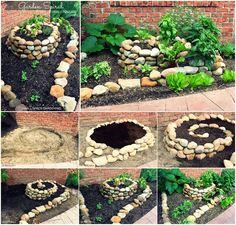 diy home vegetable garden-ouNE