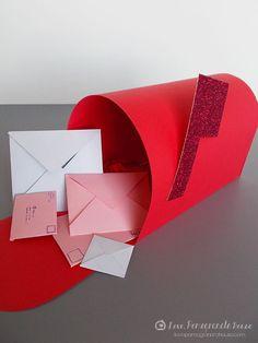 DIY Valentines Mail Box