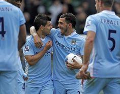 Manchester City - Premier League Champions 2012!