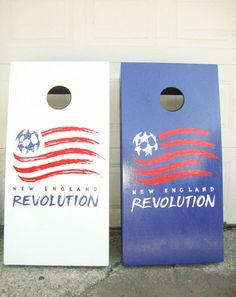 New England Revolution Major League Soccer sports team!