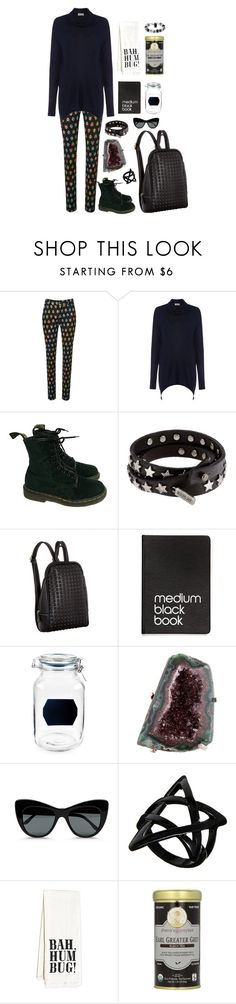 """""""Untitled #417"""" by goth-proxy ❤ liked on Polyvore featuring Label Lab, Dr. Martens, Replay, Louche, Dinks, STELLA McCARTNEY, ASOS and Zhena's Gypsy Tea"""