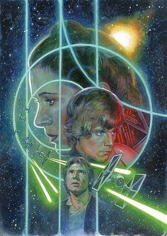 Star Wars #12 by Hugh Fleming