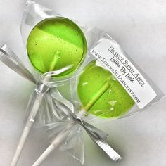 Hey, I found this really awesome Etsy listing at https://www.etsy.com/listing/208870458/granny-smith-apple-lollies-tart-and