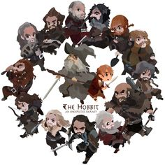 Company of Thorin Oakenshield