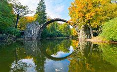A perfectionist's bridge