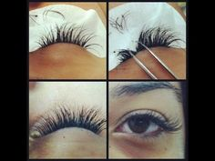 How to Maintain Eye Lash Extensions - Care - Skin care , beauty ideas and skin care tips Korean Makeup Tips, Beauty Makeup Tips, Natural Beauty Tips, Beauty Ideas, Beauty Secrets, Beauty Hacks, False Eyelashes Tips, Longer Eyelashes, Fake Eyelashes