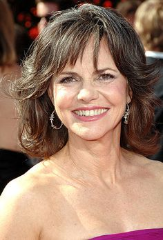 """Sally Field  (my Mother looks like Sally Field)   @Melissa Brown  Sarah Martin just saw this picture and said """"Look, Nana's NAKED!""""."""