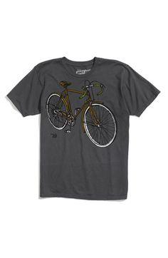 Ames Bros bike tee