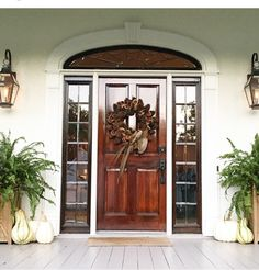 Front door trim and walls & Simpson Traditional 1/2 Lite Entry Door - 944 | 1 - House Ideas ... pezcame.com