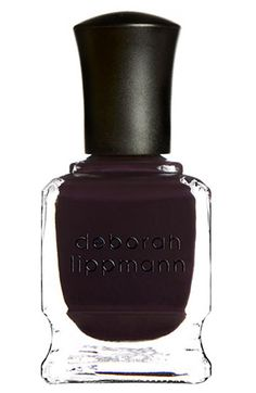 Deborah Lippmann Nail Color in Dark Side of the Moon