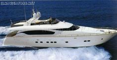 motoryacht FIPA MAIORA 24 - Sell beautiful motor yacht by 23,90 m, type F.I.P.E Maiora 24, by VTR, built year 2000 by shipyards F.I.P.E., consisting ,n. 4 cabins, and 1 cabins for crew. FULL OPTIONS. The boat'powered by 2 engines MTU 1370 hp / each -Great for charter Rentals - ilnavigatore.net #annunci #barche