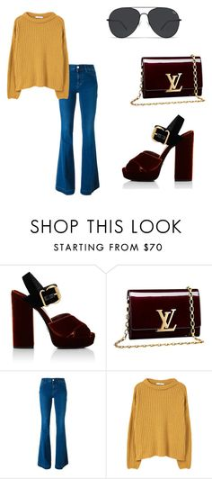 """""""Untitled #12"""" by nicantipoo on Polyvore featuring Prada, Louis Vuitton, STELLA McCARTNEY and MANGO"""