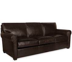 Three Cushion Leather Sofa Extra Deep | Leather Sofa Cushion Cover  Replacement